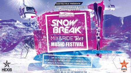 SBM SNOWBREAK TV