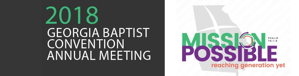 2018 Annual Meeting - MISSION POSSIBLE - Reaching Generation Yet