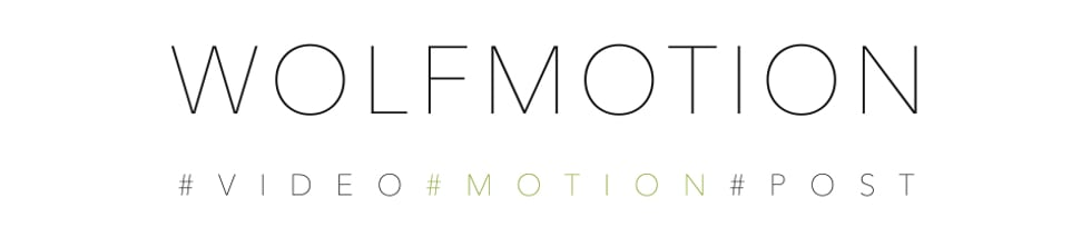 WOLFMOTION #video #motion #post