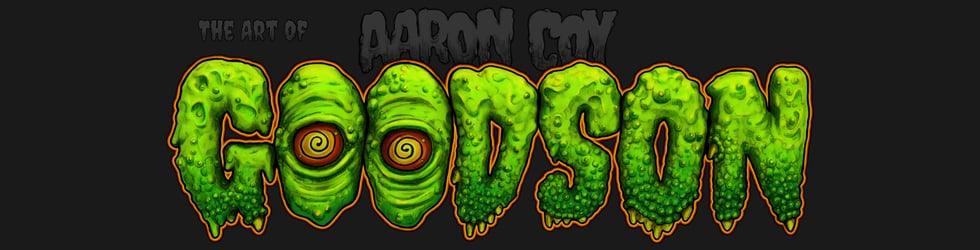 The Art of Aaron Coy Goodson