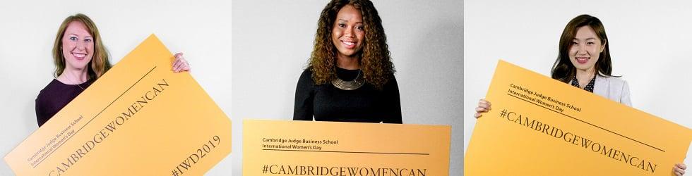 The Cambridge MBA