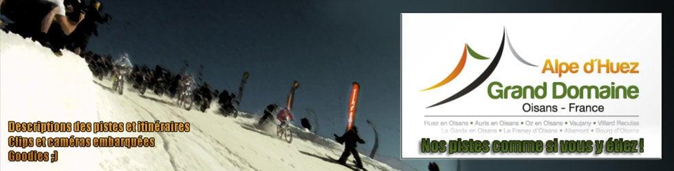 Alpe d'Huez Grand Domaine - VTT