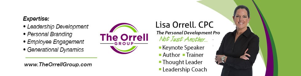 Lisa Orrell: The Personal Development Pro