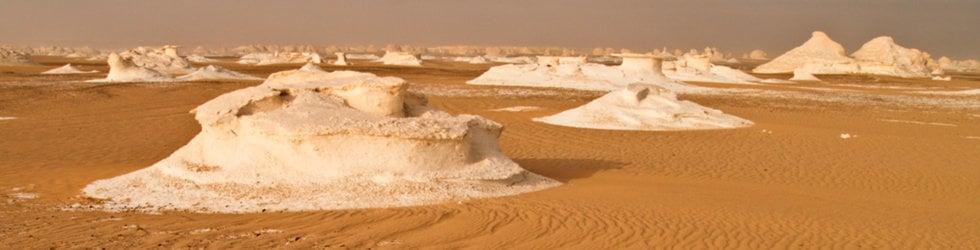 Abenteuer Weisse Wüste