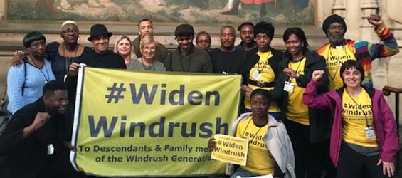 #WidenWindrush
