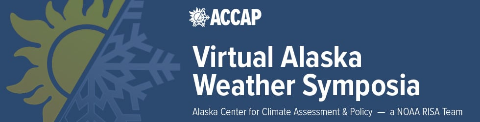 Virtual Alaska Weather Symposia