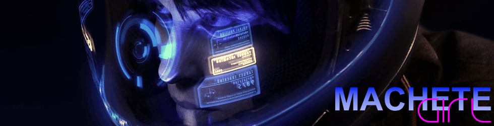 Machete Girl, The Hacker Chronicles Digital Series