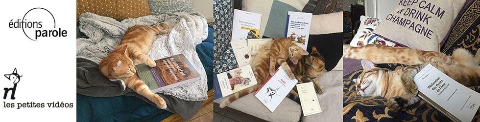Les petites vidéos & lectures des Editions Parole