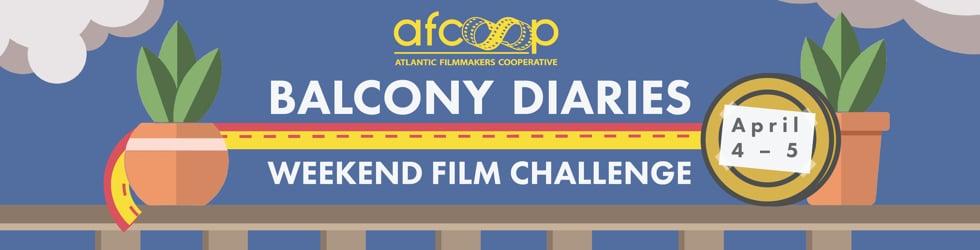 Balcony Diaries Weekend Film Challenge
