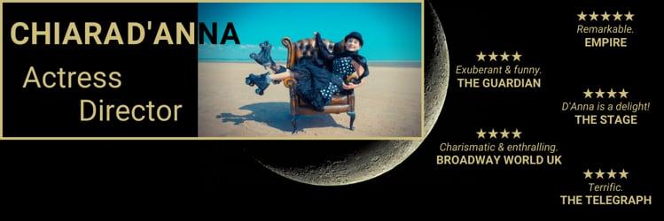 CHIARA D'ANNA     Actress