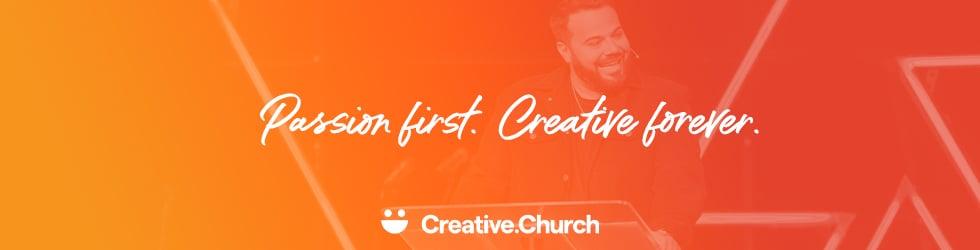 Creative Church Sunday Experience
