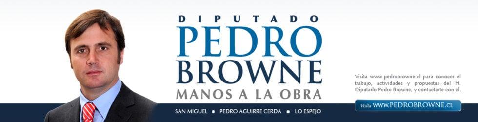 PEDRO BROWNE