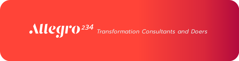 Allegro 234 | Transformation Consultants and Doers