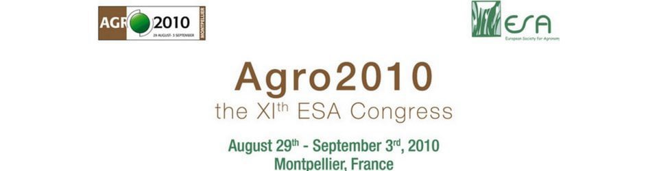 Agro2010 / The XIth ESA Congress