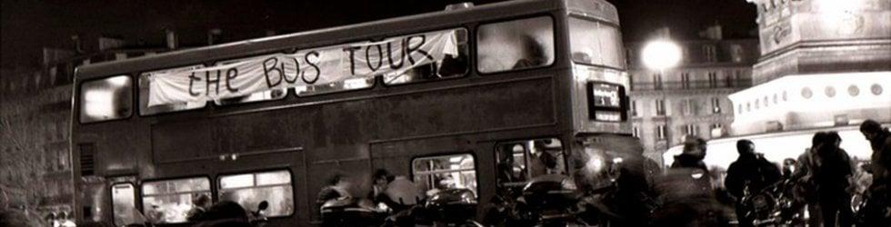 THE BUS TOUR