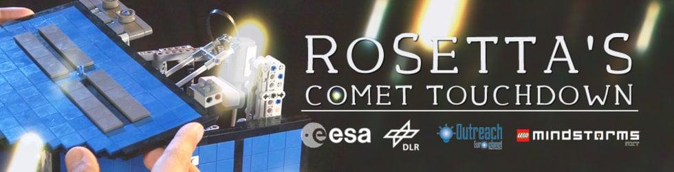 Rosetta's Comet Touchdown