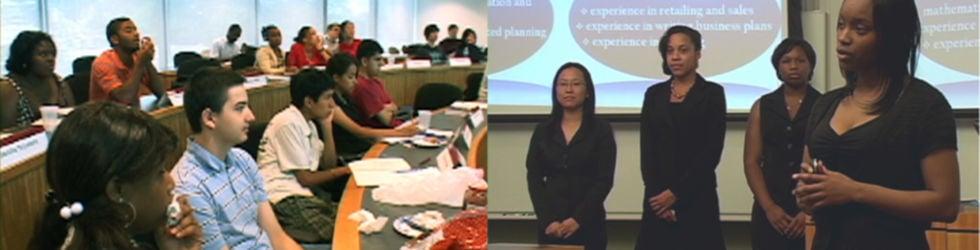 The Collegiate Scholars Program at the University of Chicago