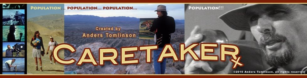 Caretaker - Art Talk Talks Art - Anders Tomlinson