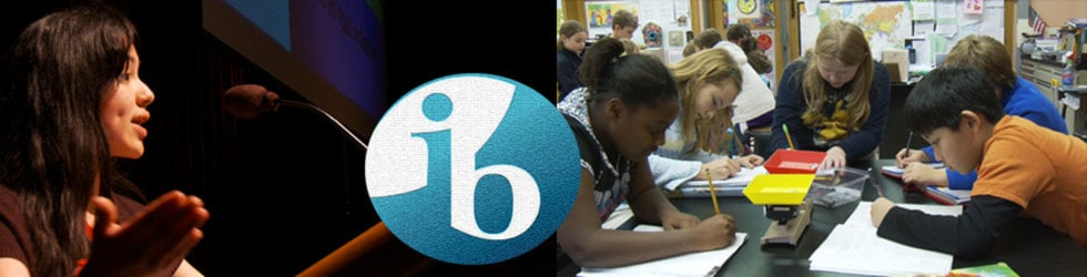 The International Baccalaureate Primary Years & Middle Years Programmes