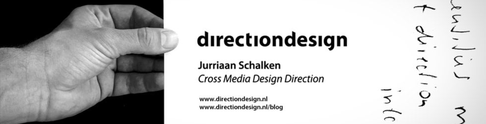 DESIGN, MOTION & FILM / Directiondesign.nl
