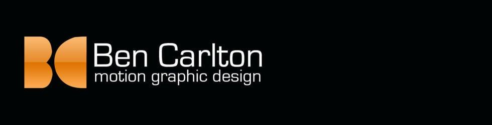 Ben Carlton - Motion Graphic Design