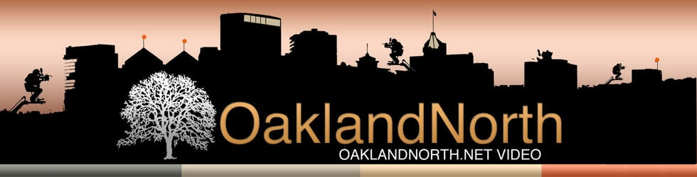 Oakland North video channel