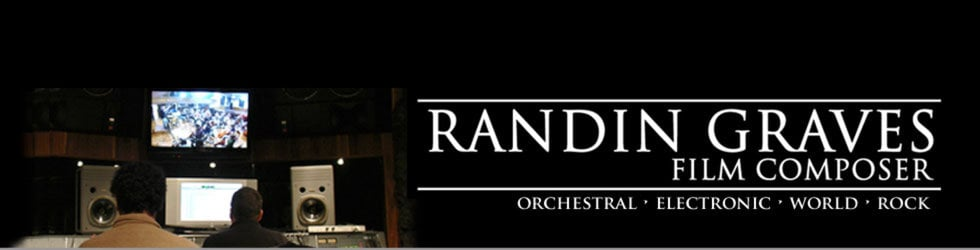 Scored by film composer Randin Graves