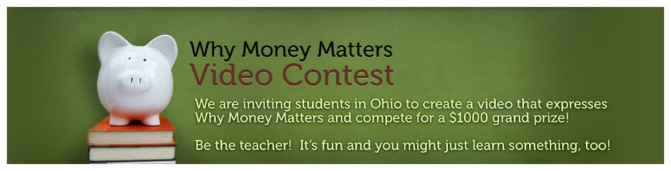 Why Money Matters Video Contest