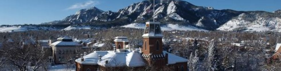 University of Colorado at Boulder Film Studies