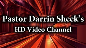 Pastor Darrin Sheek HD