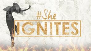 #She Ignites London