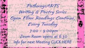 Pathways Speaks! (Presentations, Writings, Poetry, Plays...)