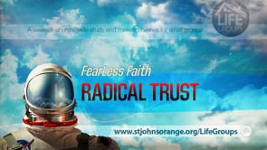Fearless Faith RADICAL TRUST