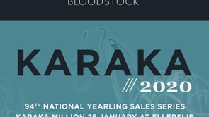 Karaka 2020 - Book 1, Day One
