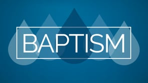 Baptism @ Woodside