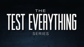 Test Everything Series from 119 Ministries