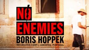 NO ENEMIES · Boris Hoppek