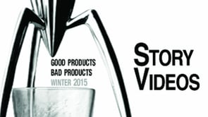 2015 Story Videos - Good Products Bad Products - Stanford University