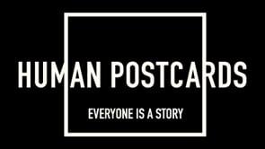 HUMAN POSTCARDS
