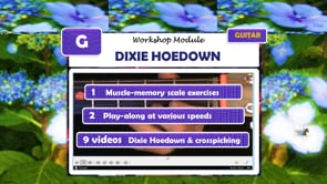 Key of G Module - Dixie Hoedown