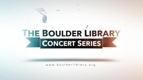Boulder Library Concert Series