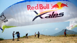 The Red Bull X-Alps Series
