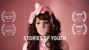 """Stories of youth - a portrait of a generation"""
