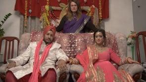 På Bröllop med Kakan
