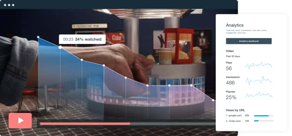 视频分析用户界面