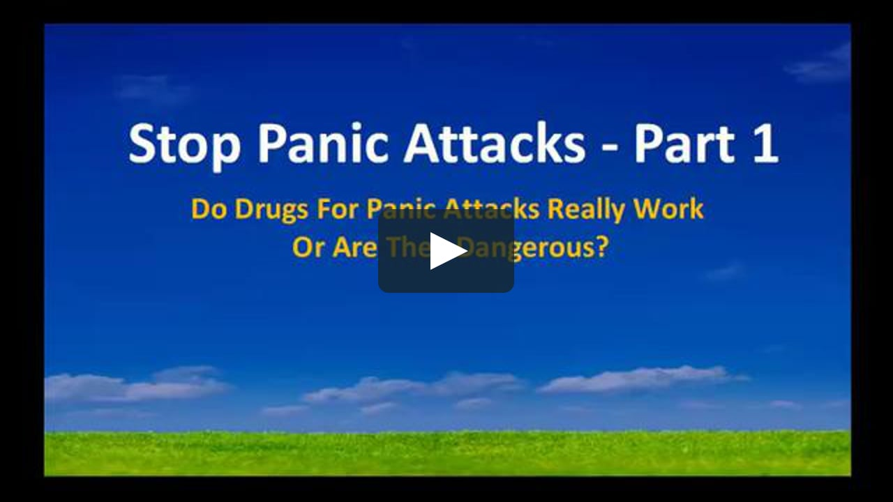 how to avoid panic attacks at work