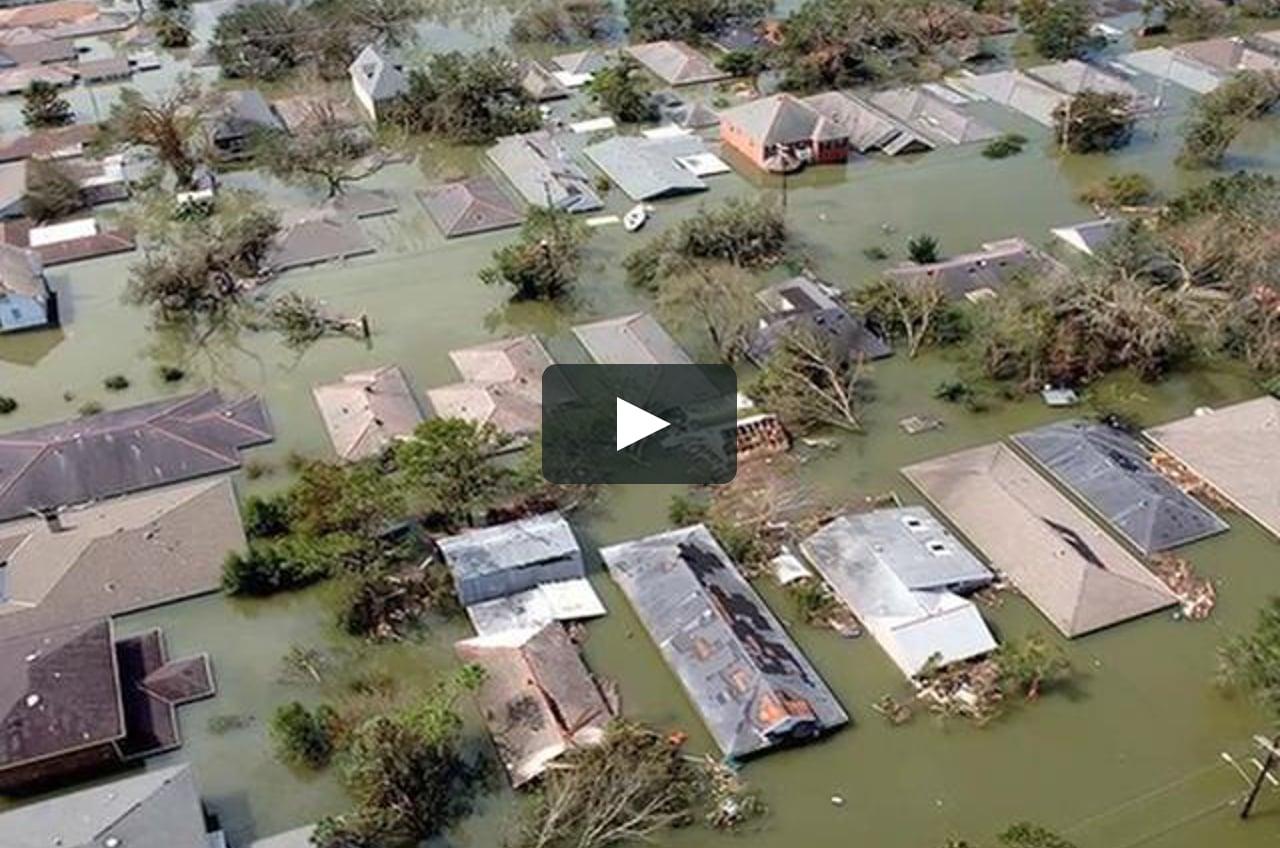 Hurricane katrina essay