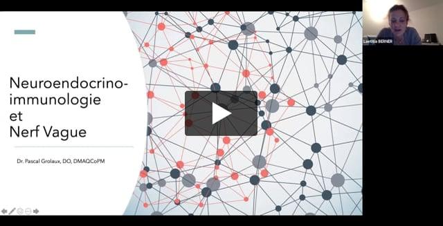 Neuroendocrino-immunologie et nerf vague