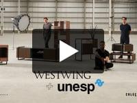 Estante Inno - Cinza Cristal, Cinza Cristal | WestwingNow