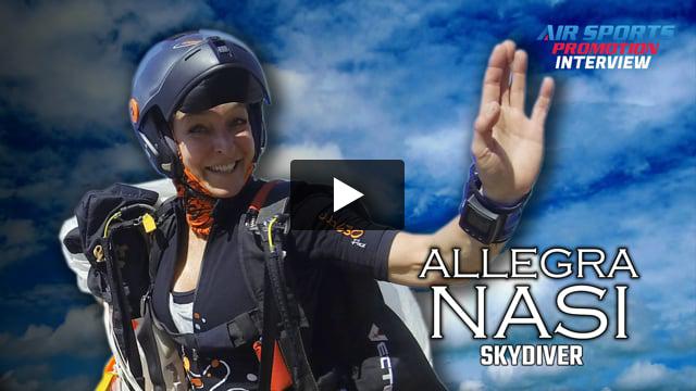 ALLEGRA NASI Interview